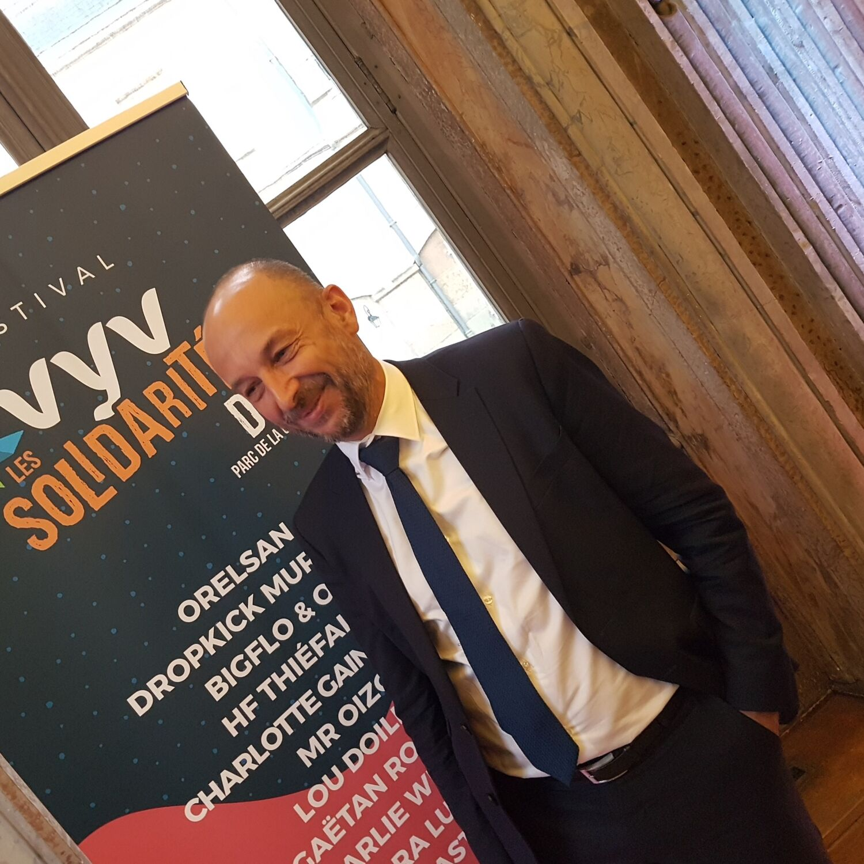 Interview avec Thierry Beaudet, président du groupe VYV et...