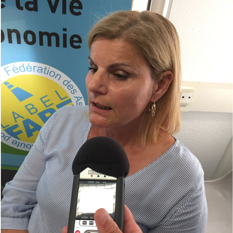"""Nathalie Ibba de l'association Ressources : """"Les salariés attendent des réponses concrètes"""""""