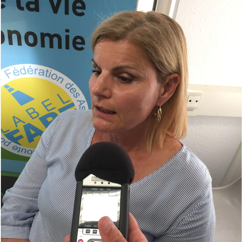 "Nathalie Ibba de l'association Ressources : ""Les salariés attendent..."