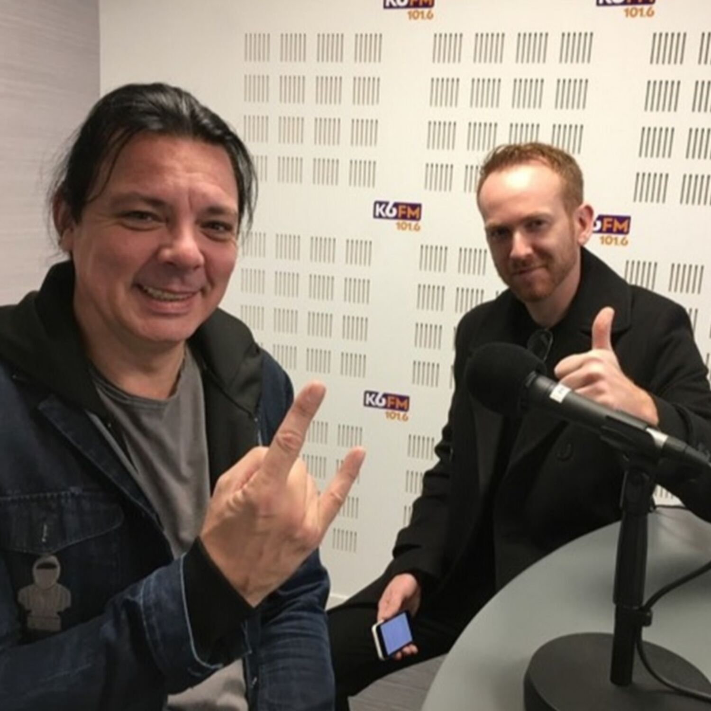 """Interview avec Nicolas Veron du groupe """"Lys"""" et Steve Hewitt"""