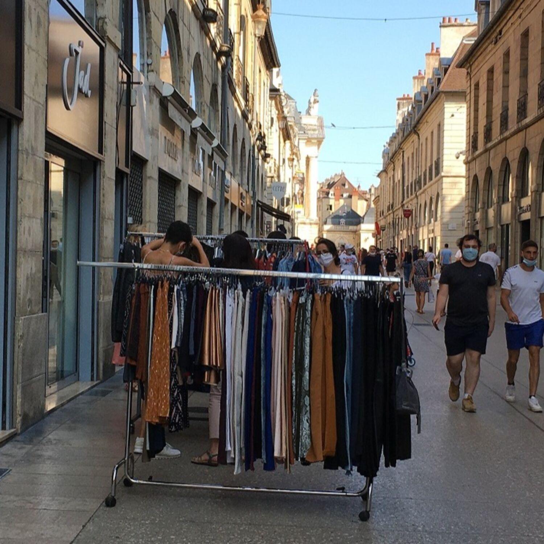 La braderie de rentrée de Dijon débute ce vendredi