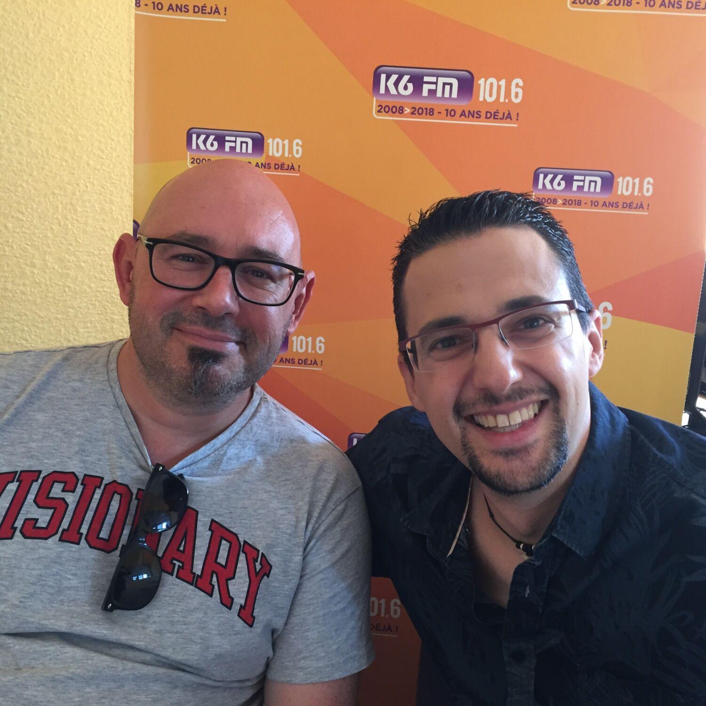 Cédric Royer et Alain Boisneau nous parlent des journées américaines de Fénay