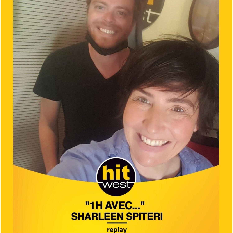 1H AVEC SHARLEEN SPITERI DE TEXAS SUR HIT WEST