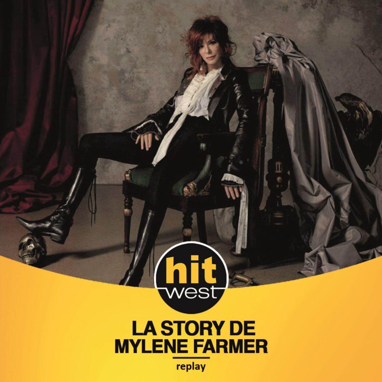 LA STORY DE MYLENE FARMER SUR HIT WEST (octobre 2021)