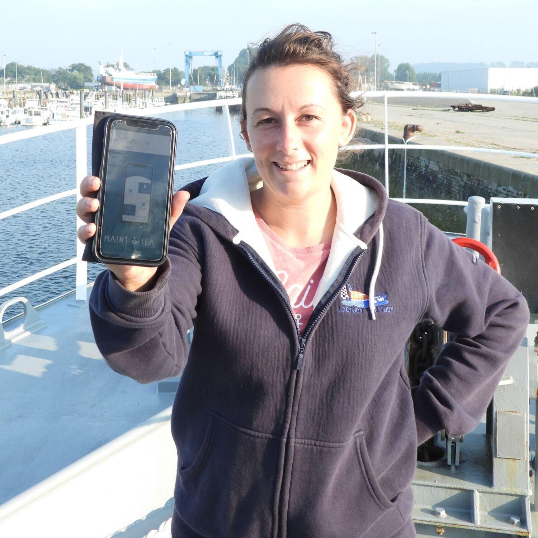 Maint & Sea : une appli mobile dédiée à la maintenance des navires