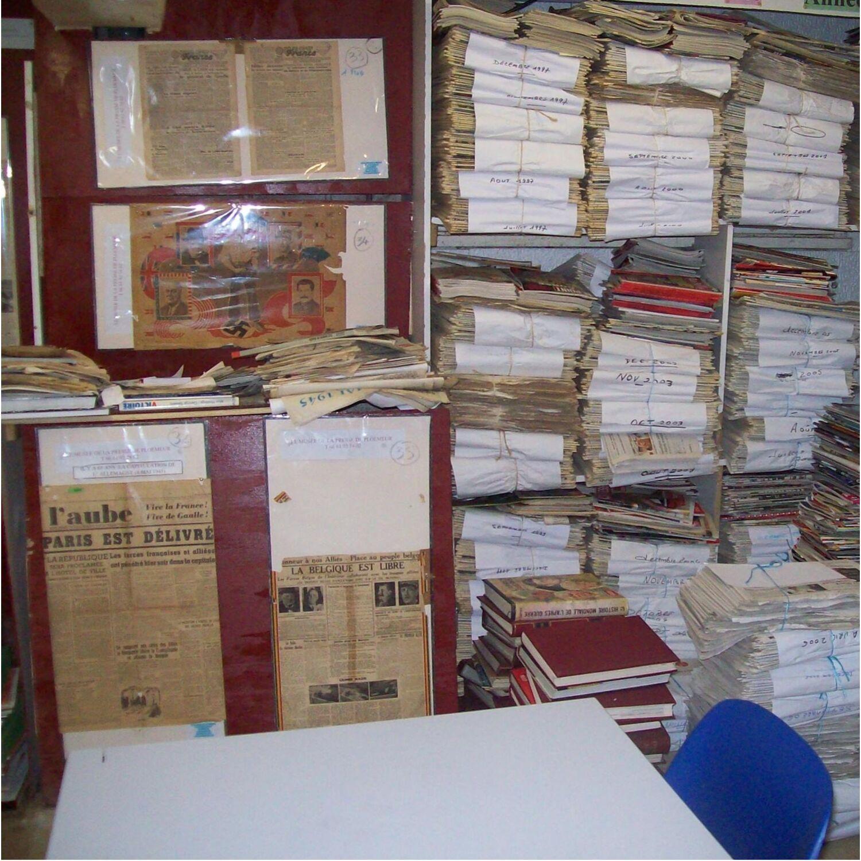 Le musée de la presse à Ploemeur