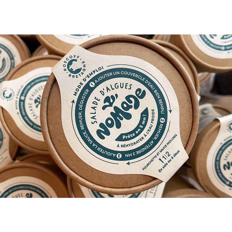 La Salade d'algues Nomade de Bord à Bord récompensée au Sirha Innovation Awards