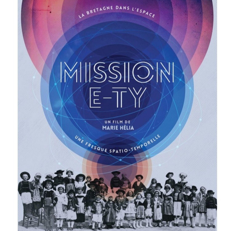 Projet mission E-Ty : un film dans l'espace