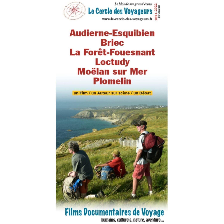 Le cercle des voyageurs : le monde sur grand écran à Moëlan sur Mer