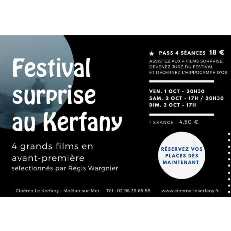 Régis Wargnier prépare un festival surprise à Moëlan sur Mer