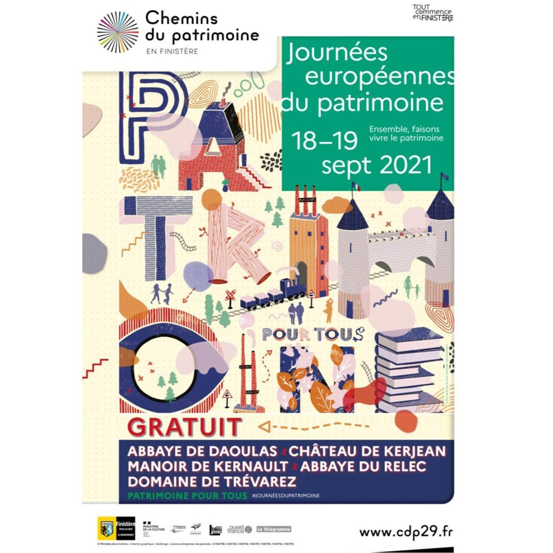 Chemin du Patrimoine en Finistère propose des animations gratuites...