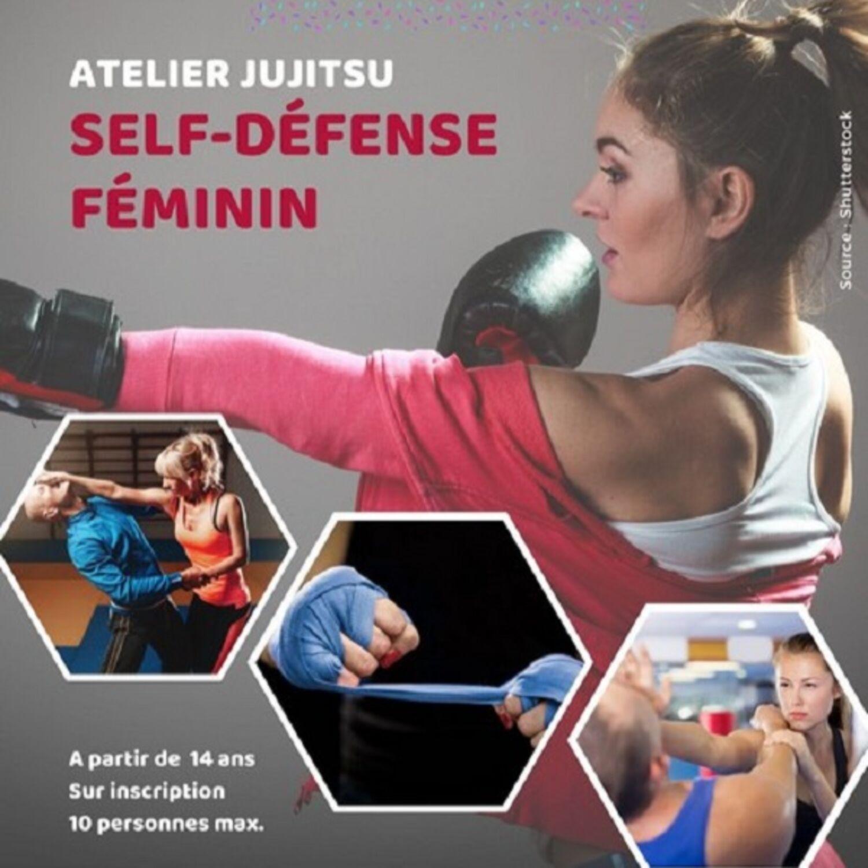 ATELIER SELF DEFENSE FEMININ A HENNEBONT
