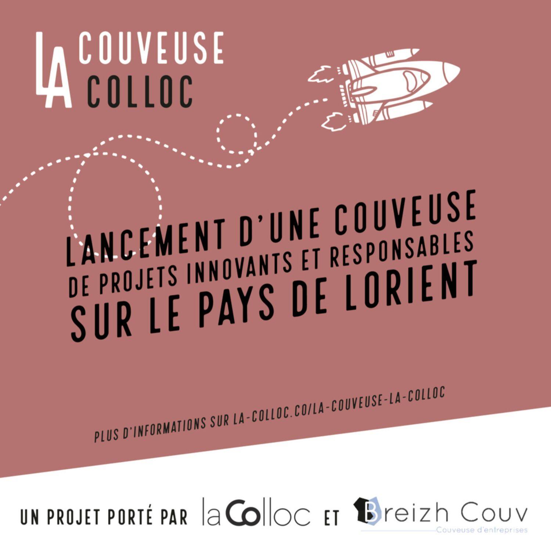Couveuse de projets innovants et responsables à Lorient