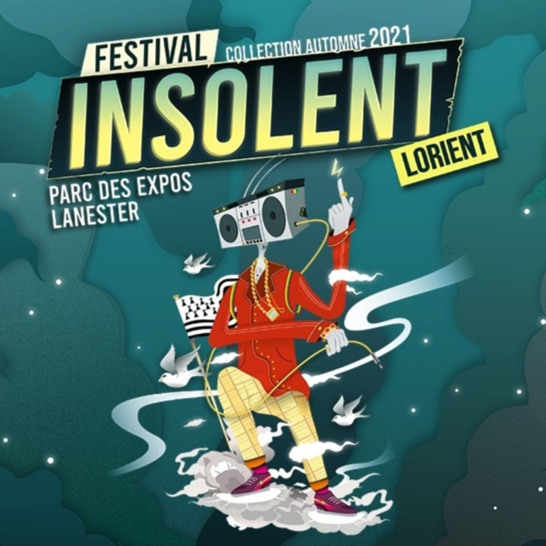 Festival Insolent à Lorient le 30 octobre