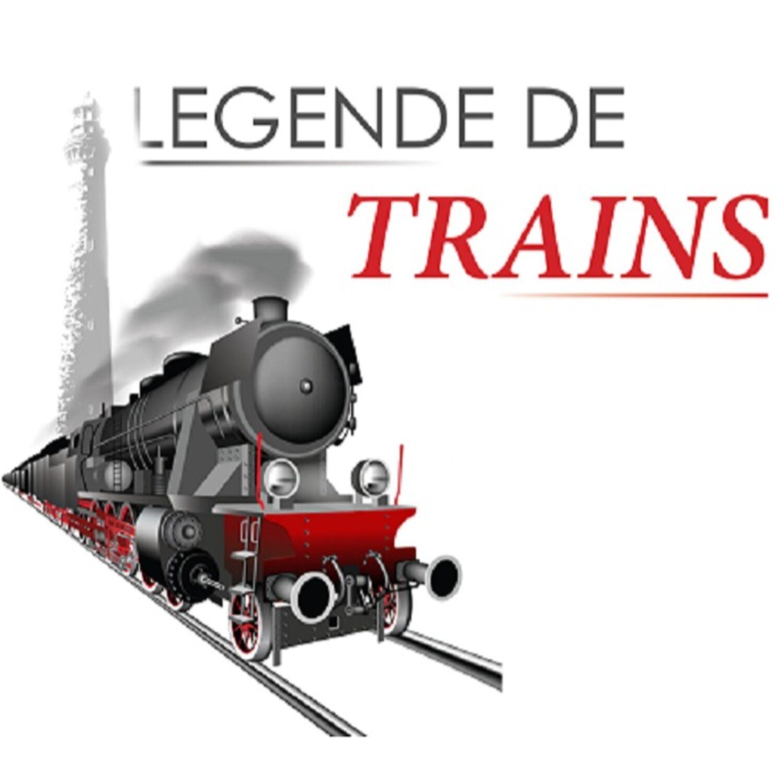 Légende de trains à Plouguerneau