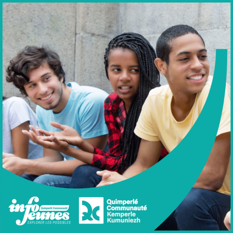 Le service Information Jeunesse de Quimperlé