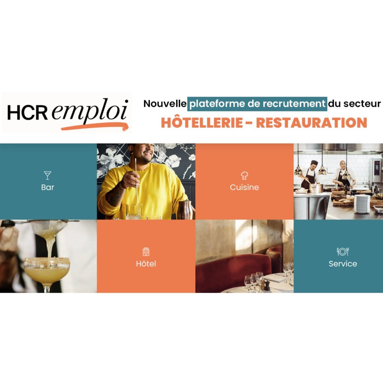 Trouvez votre emploi dans les secteurs hôtellerie-café-restauration...