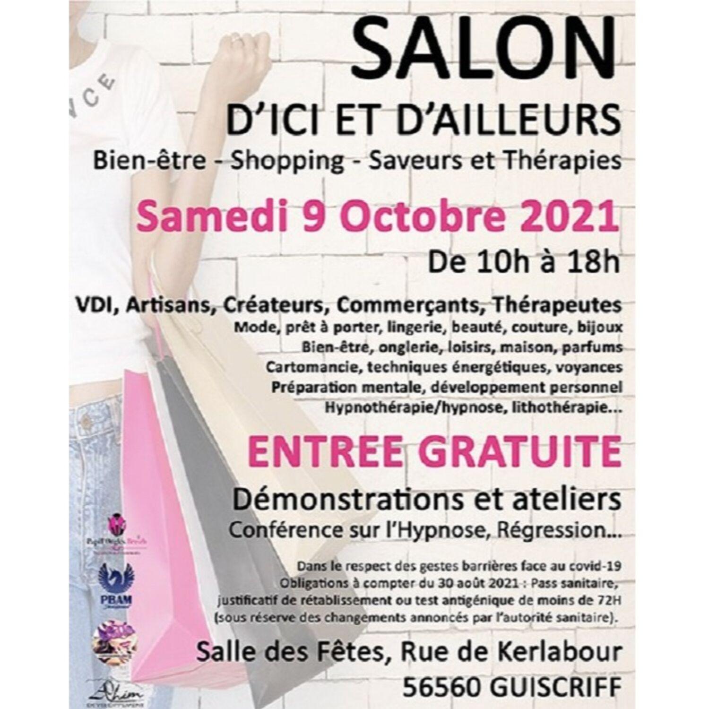 Salon bien-être, saveurs et thérapies le 9 octobre à Guiscriff