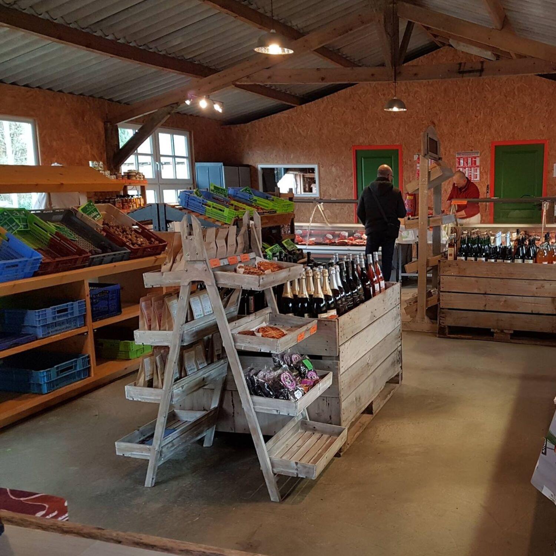 Court Circuit : une boutique de producteurs à Clohars Carnoët