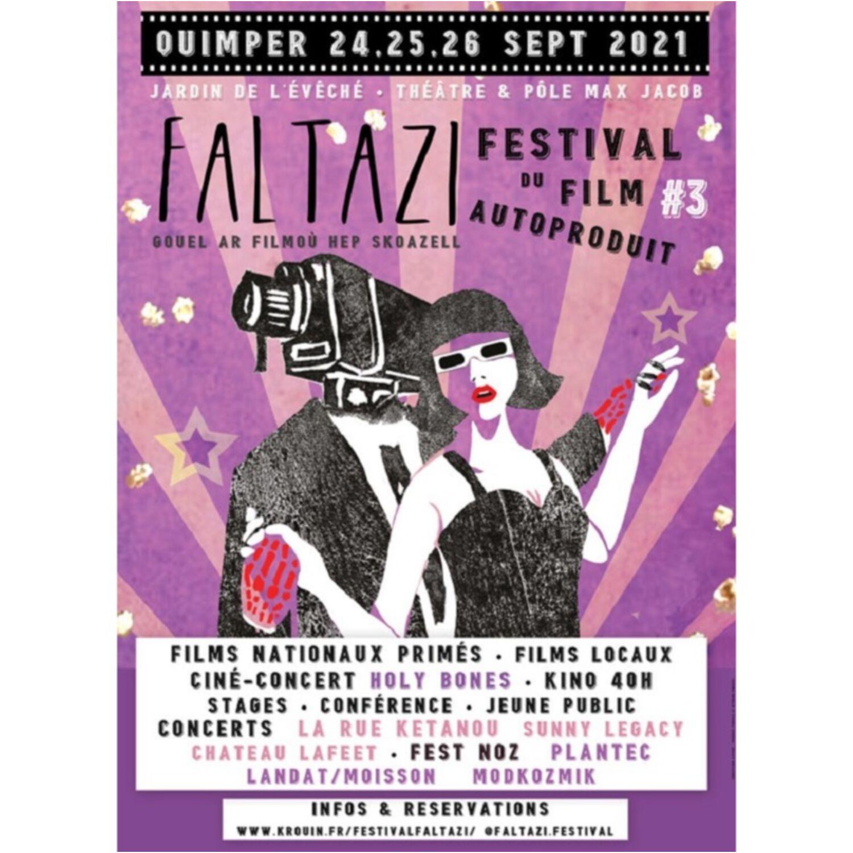 Faltazi, festival du film autoproduit à Quimper
