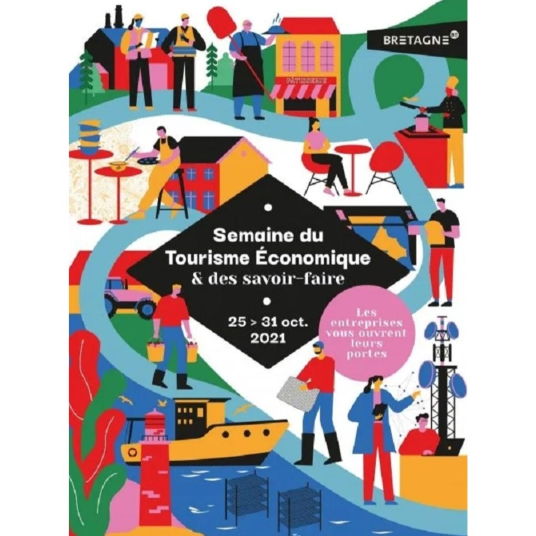 1ère édition de la Semaine Du Tourisme Economique et des savoir faire en Bretagne
