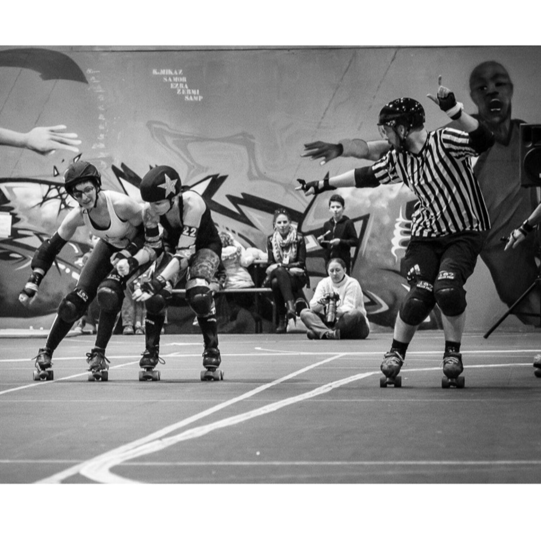 La Ferraille : le club de roller derby d'Hennebont