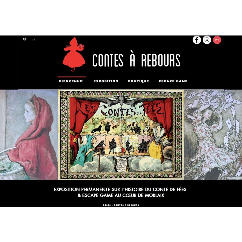 Contes à Rebours : musée des contes de fées et Escape game à Morlaix