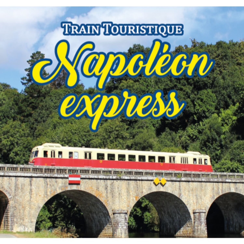 Le tourisme sur les rails. Le Napoléon express est lancé entre...
