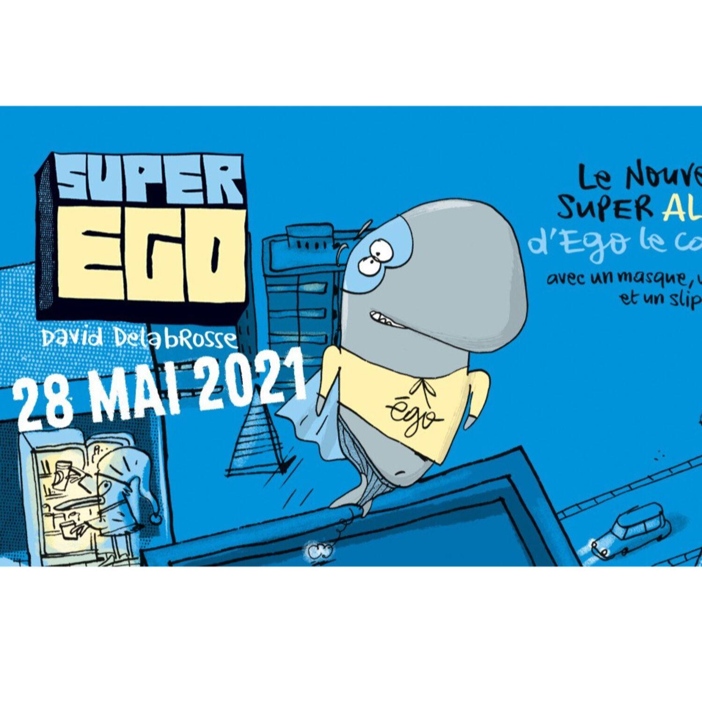 Découvrez l'univers d'Ego Le CACHALOT (déjà 20 000 albums vendus !)