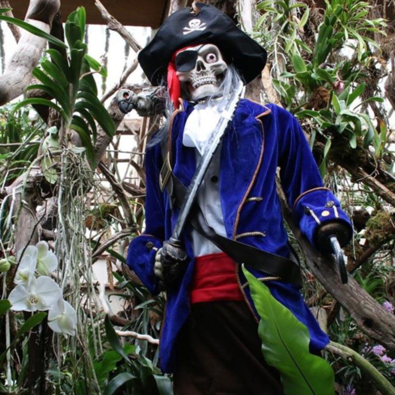 Pour Halloween, le plein de frissons au Tropical Parc pendant les vacances !