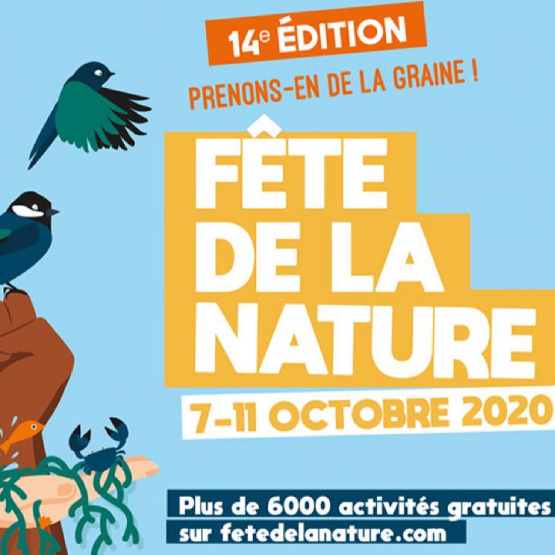 La fête de la nature, c'est en ce moment !!