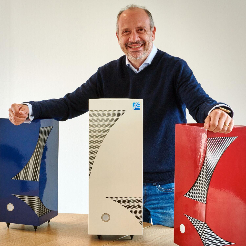 Ikibox : contre les virus et bactéries, le purificateur d'air nouvelle génération s'installe en Bret