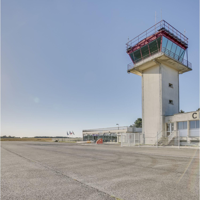 L'aéroport de Vannes et sa tour de contrôle se visitent pour les journées du patrimoine !