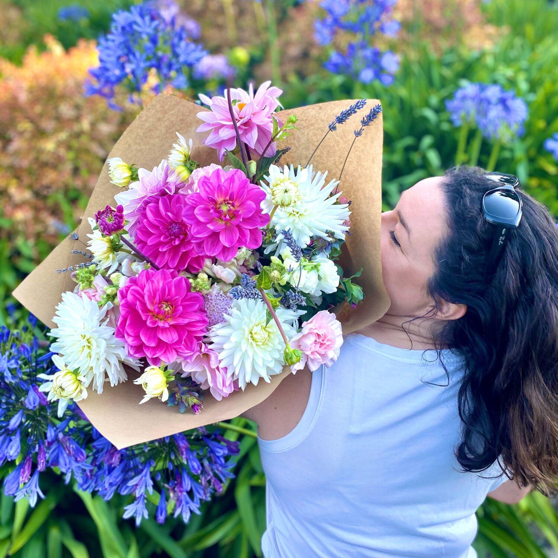 """""""Les bottes d'Anémone"""" : une autre vision du business des fleurs !"""
