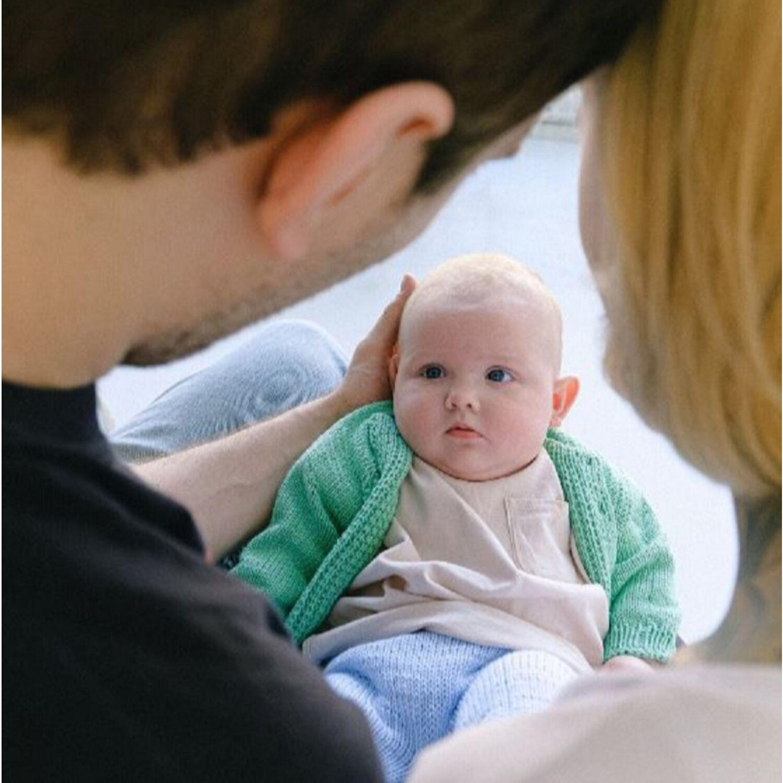 Les signes d'Oz : communiquez avec votre bébé avant même qu'il ne parle !