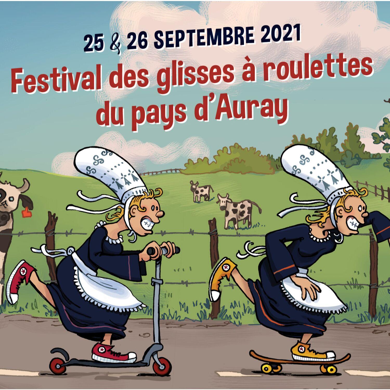 Skate, rollers, trottinettes : naissance du festival Breizh'n...