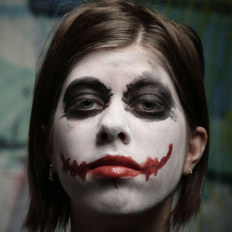 Pour Halloween, un maquillage 0 déchet