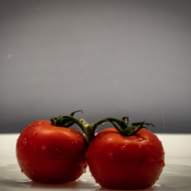 Velouté de tomate rôti