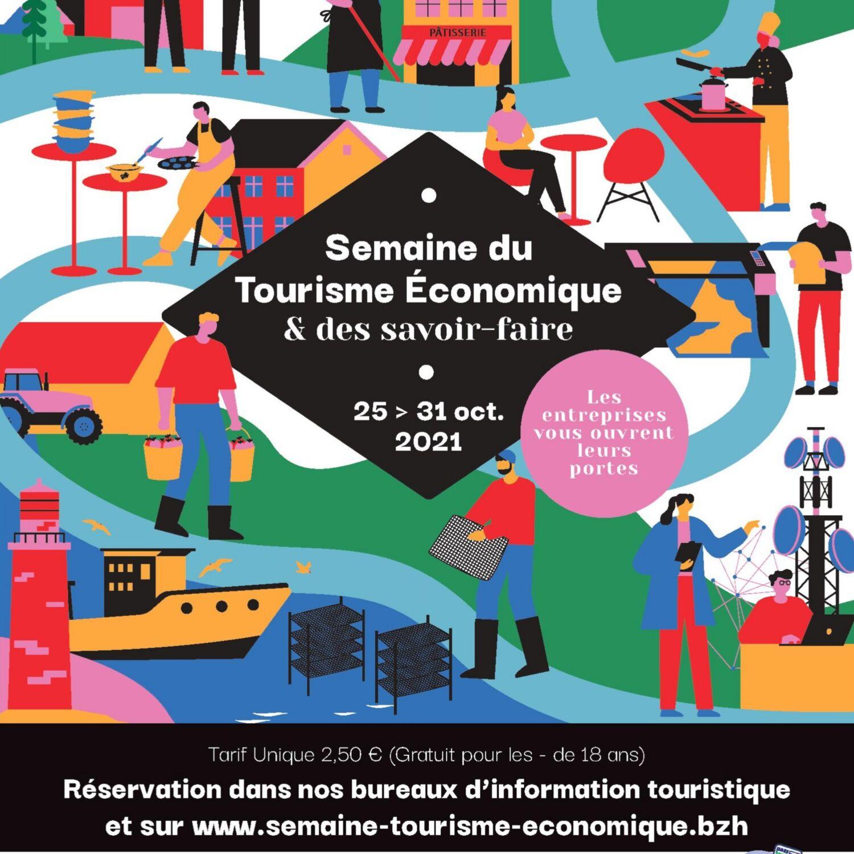 Semaine du tourisme économique et des savoir faire en Bretagne - Côte de granit rose
