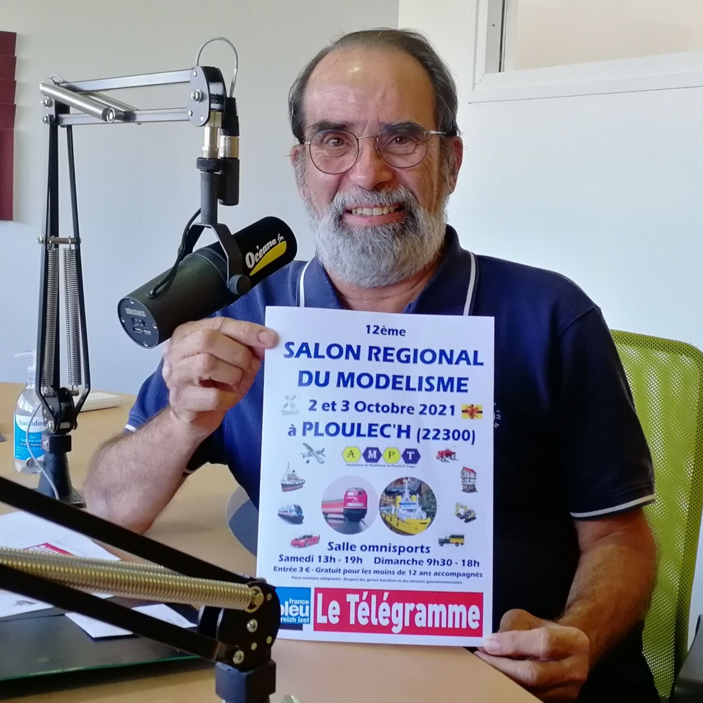12ème salon régional du modélisme - les 2 et 3 octobre à Ploulec'h