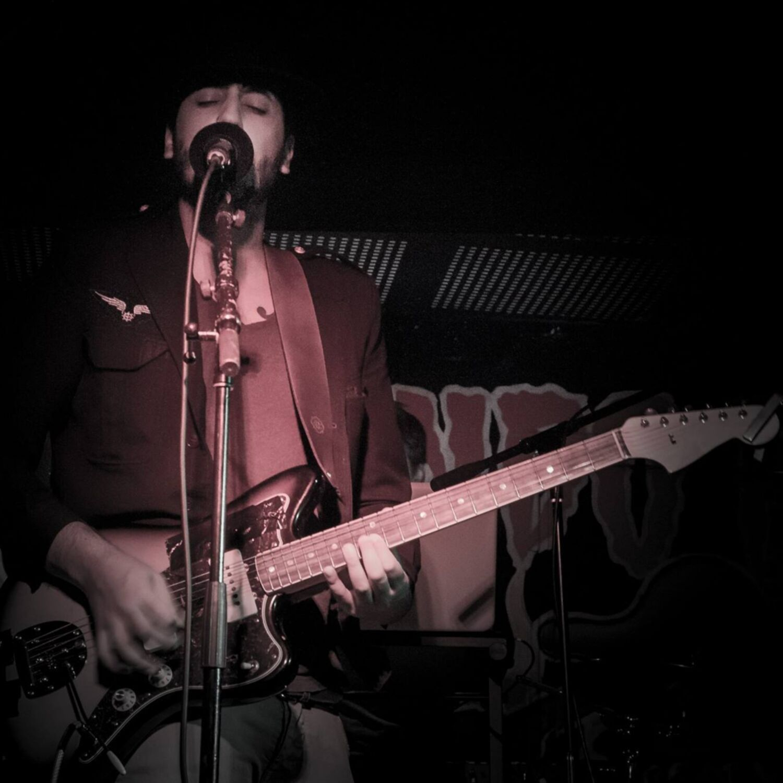Full Moon Little House - le projet musicla du lannionais Kevin Navizet