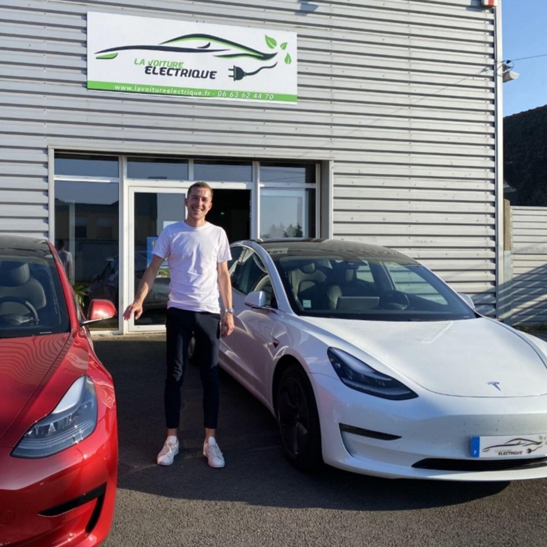 1er salon du véhicule électrique à Pléneuf Val André