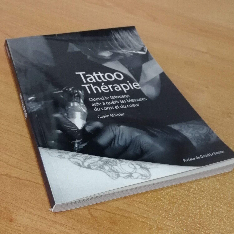 idée lecture: Tattoo Thérapie – quand le tatouage aide à guérir les blessures