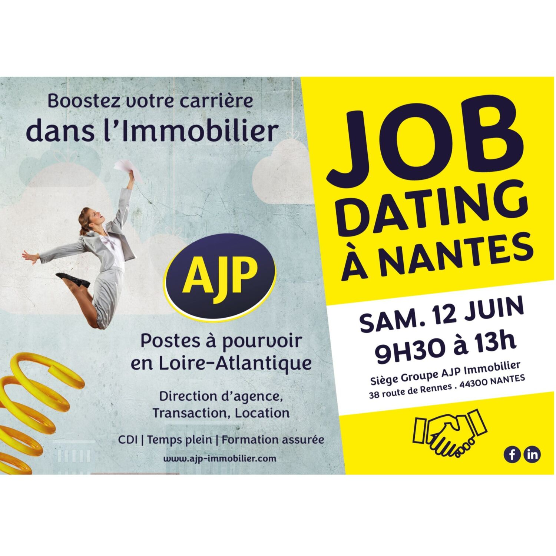 AJP Immobilier recrute en Loire Atlantique