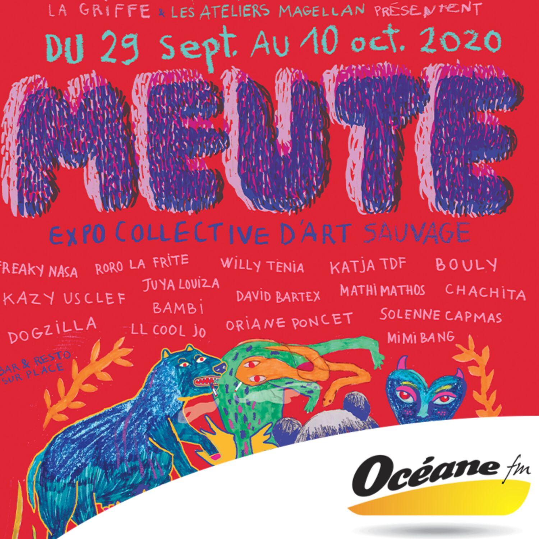 Une Meute s'expose à Nantes