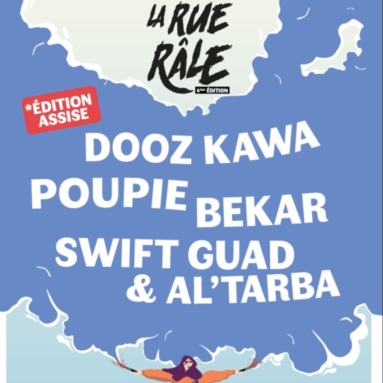 FESTIVAL LA RUE RALE ÉDITION 2021