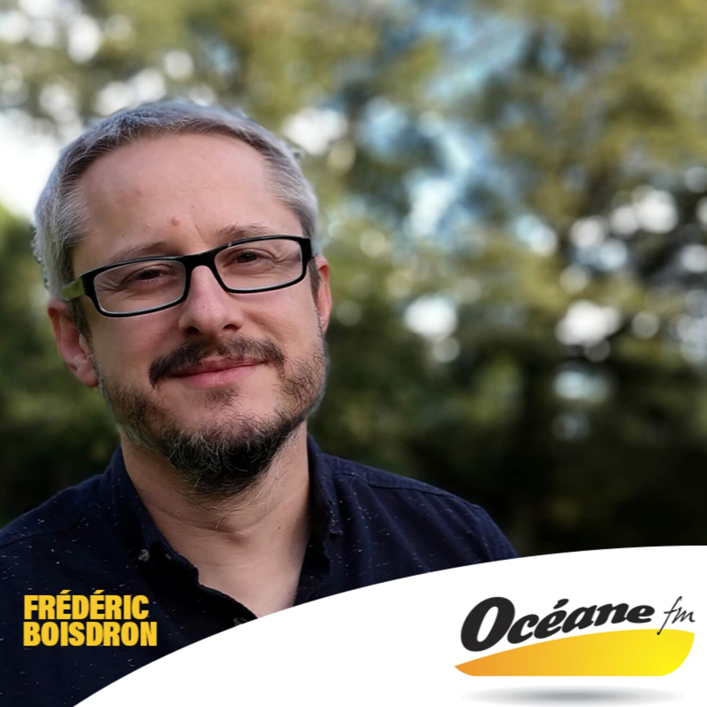 Frédéric Boisdron chine, puis restaure les bornes d'arcade