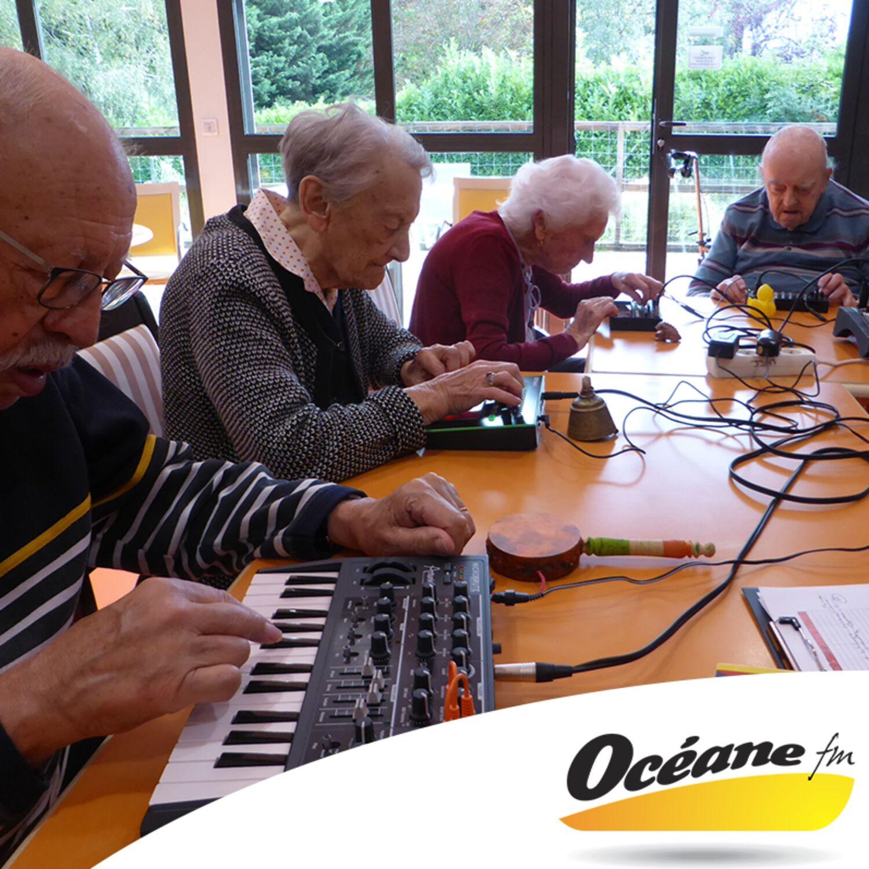 Un EHPAD près de Rouen (Seine-Maritime) a mis en place des ateliers qui réjouissent les résidents.