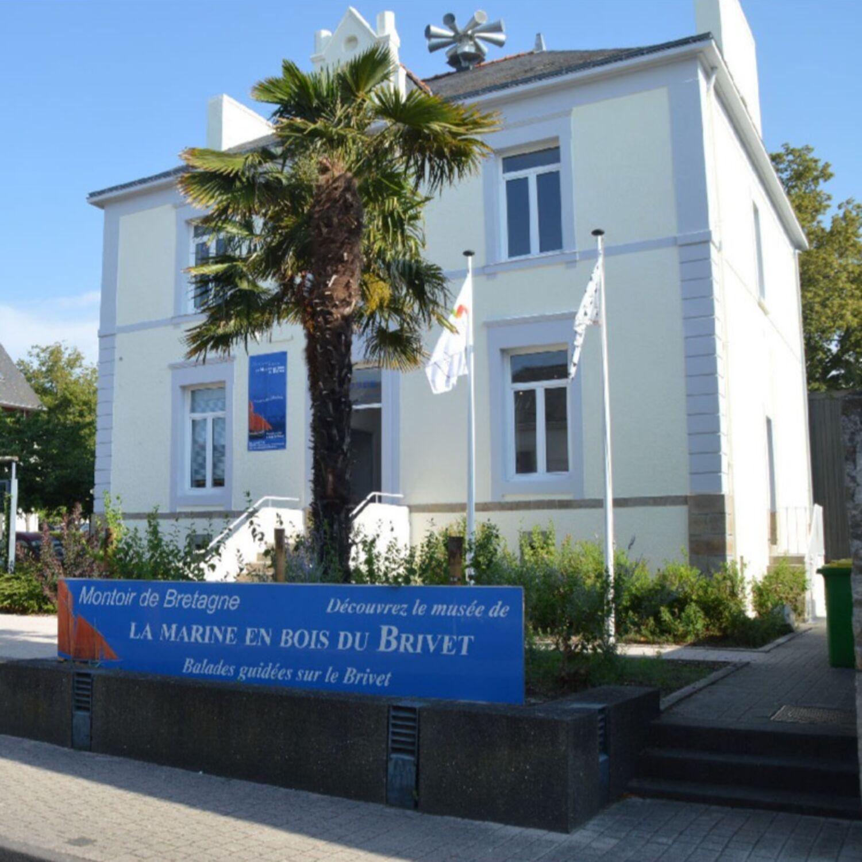 Le musée de la marine en bois de Montoir de Bretagne