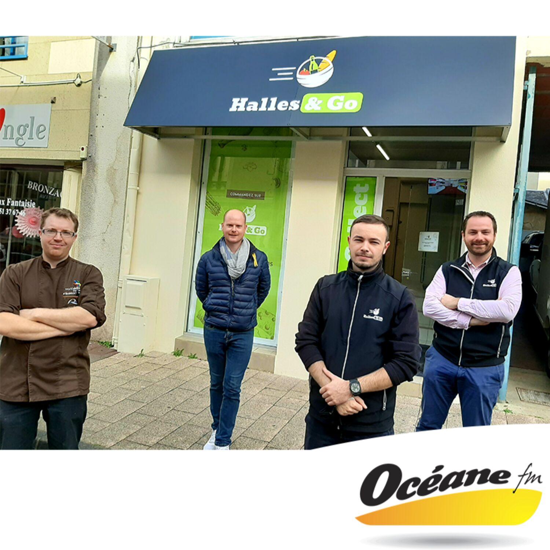 Halles Et Go le e-commerce pour les commerçants du centre ville de La Roche sur Yon